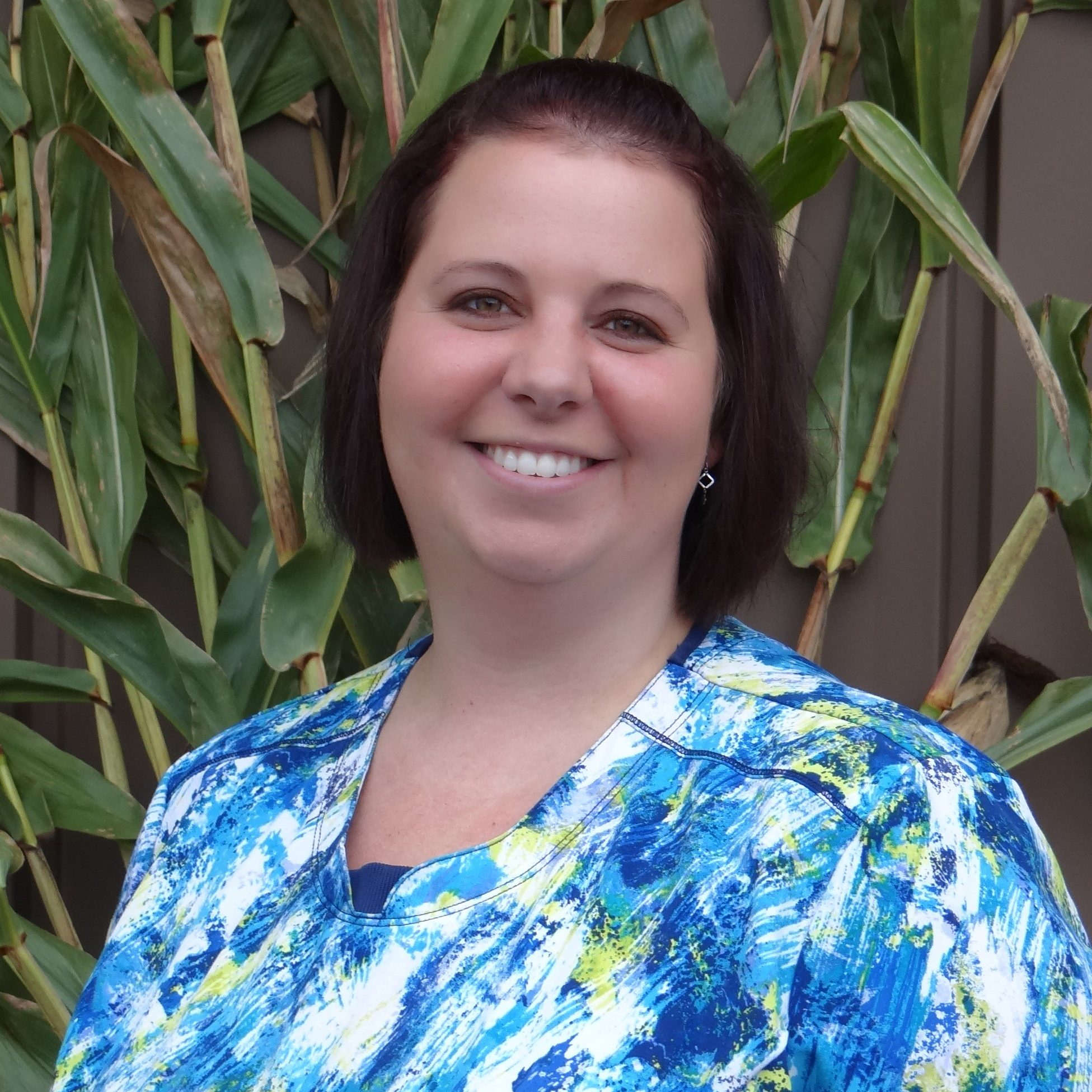 Amber Brannon, Certified Veterinary Technician, Homestead Veterinary Clinic, Baldwin, Wisconsin
